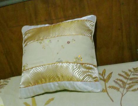 dada's blog - my new accent pillow