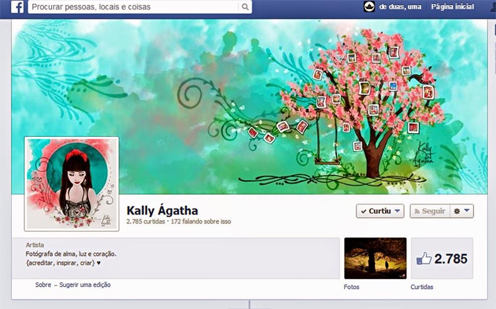 fan page personalizada de duas uma