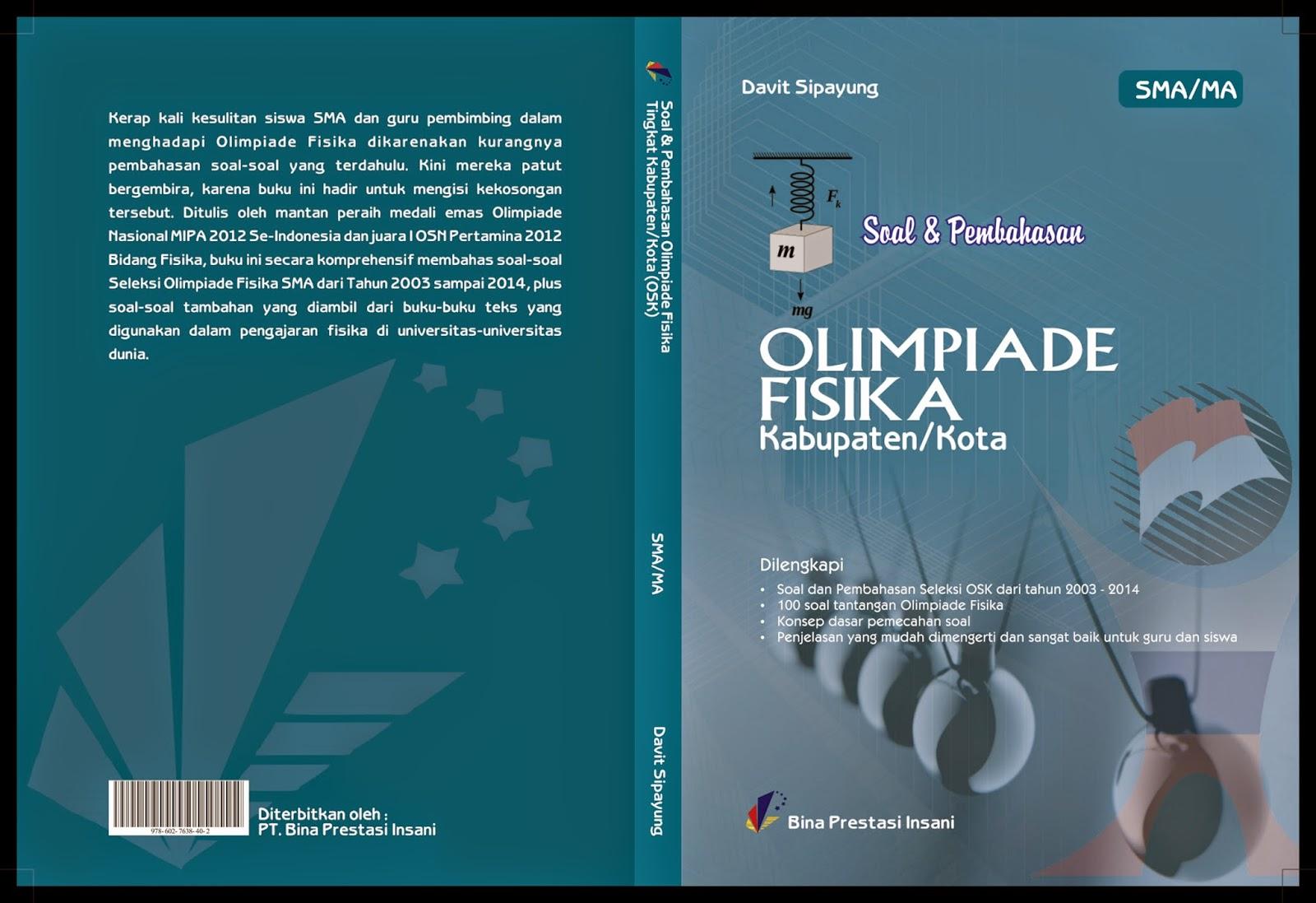 Fisika Soal Dan Pembahasan Olimpiade Nasional Beli Tahun Terbit