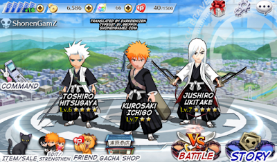 Download BLEACH Brave Souls v2.0.3 Mod Apk