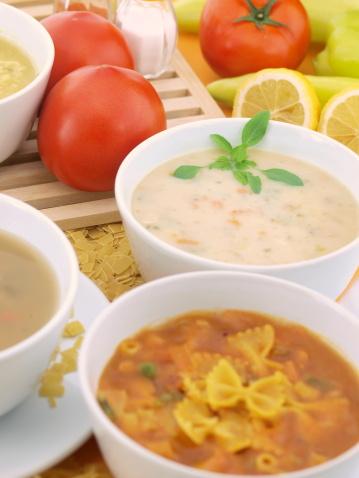 Bellevue Club: Savory Soups