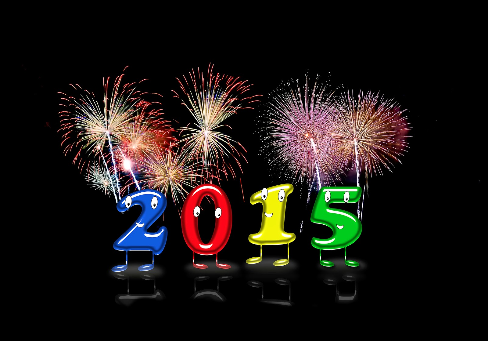 Happy New Year 2015, part 1