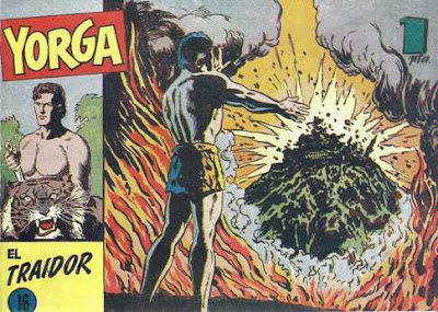 Yorga Nº 16-Hispano Americana de Ediciones