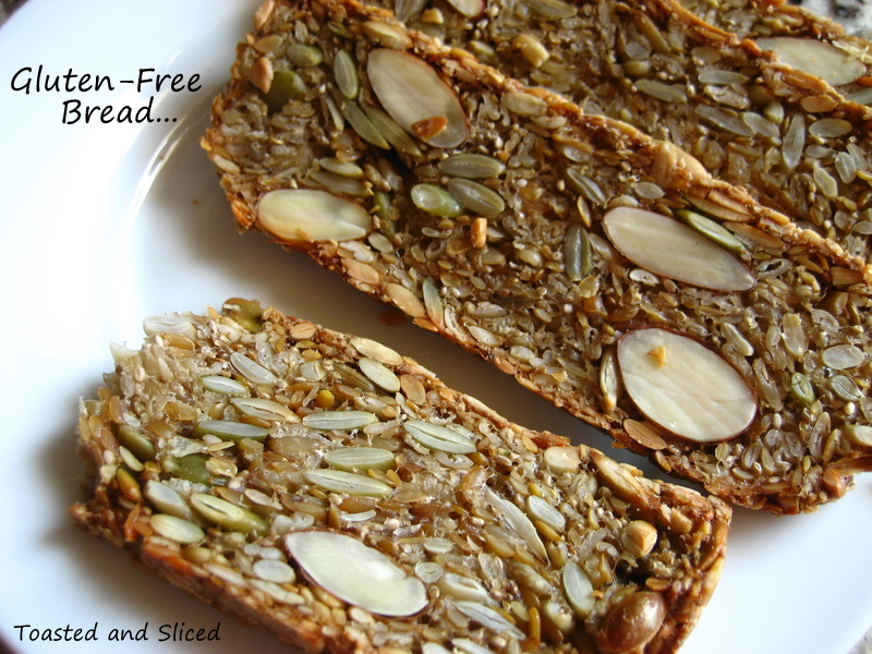 Home Cooking In Montana Gluten Free Bread Made With Seeds Nuts