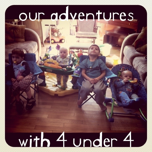 adventures with 4 under 4
