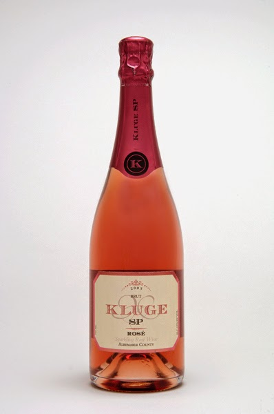 spumante rosè virginia bottiglia packaging naming ricerca nome design rosa stile