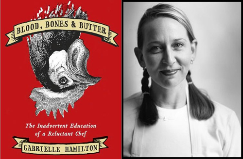hamilton and her book blood bones butter