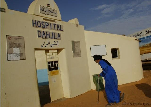 La coordinadora del programa Ojos del Sahara se desplaza de nuevo a los campamentos de refugiados saharauis