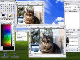 Pengertian GIMP + Link Download [ Untuk Edit Foto ]