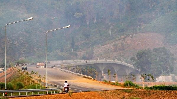 Friendship Brücke Thailand