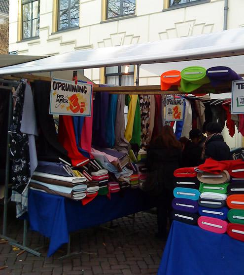 Stoffenmarkt Utrecht