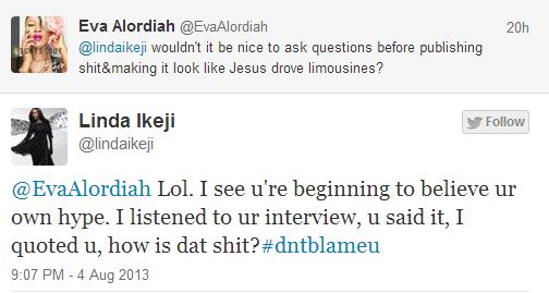 "Is Eva Alordiah Denying Her ''Child Molestation Story""?"