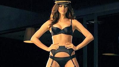 Penelope Cruz Directs Irina Shayk & Javier Bardem in L'Agent Ad