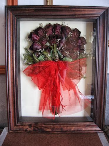 Bouquett Rojo