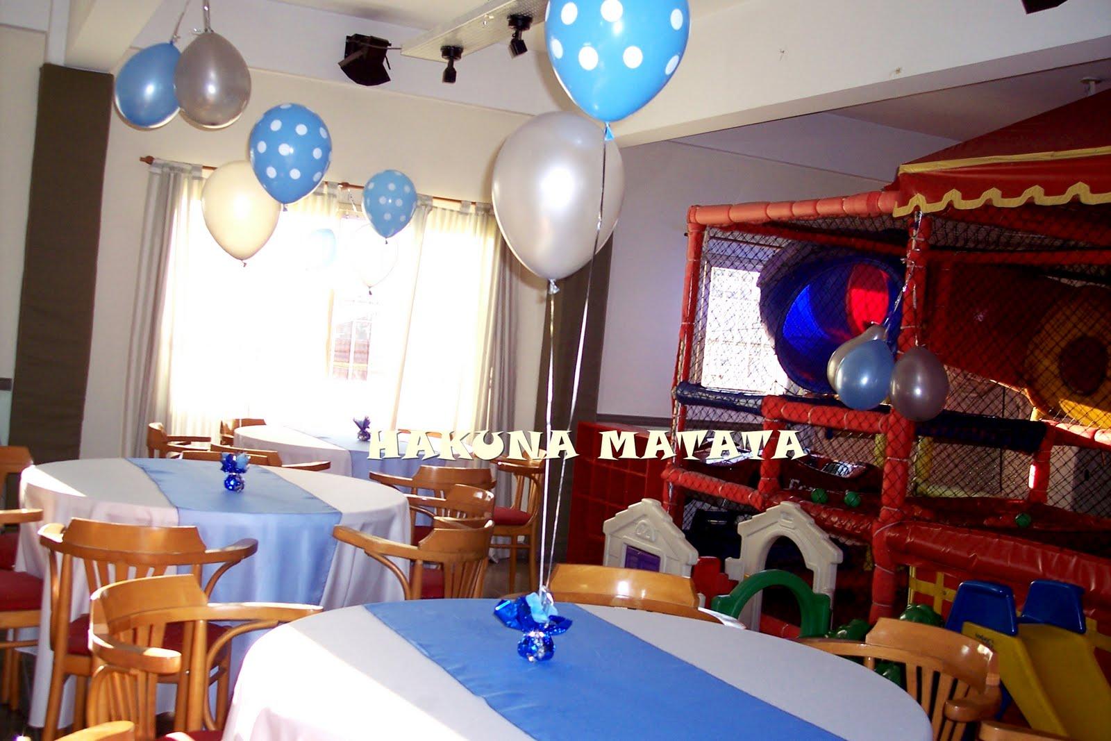 Hakuna Matata Eventos Centros De Mesa Con Helio
