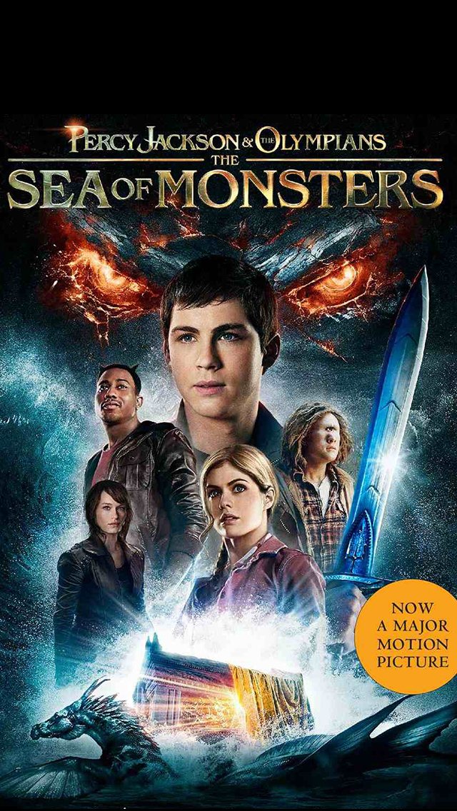 Percy Jackson: Sea of Monsters iPhone 5 Wallpaper | iPhone ...