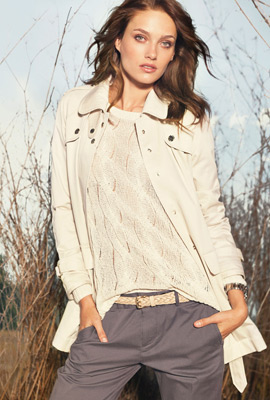 Moda Massimo Dutti primavera 2013 lookbook mujer