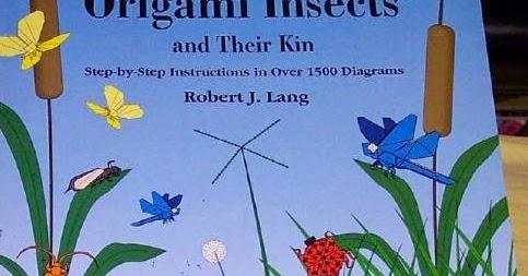The Origami Book Robert J Lang