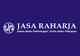 Jasa Raharja Logo Vector download free