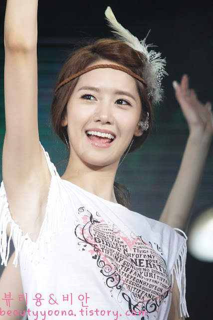 Fresh Beauty Girl Yoona SNSD