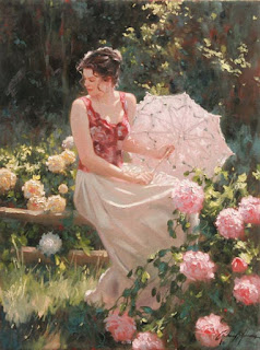 Cottage fence, Richard S. Johnson