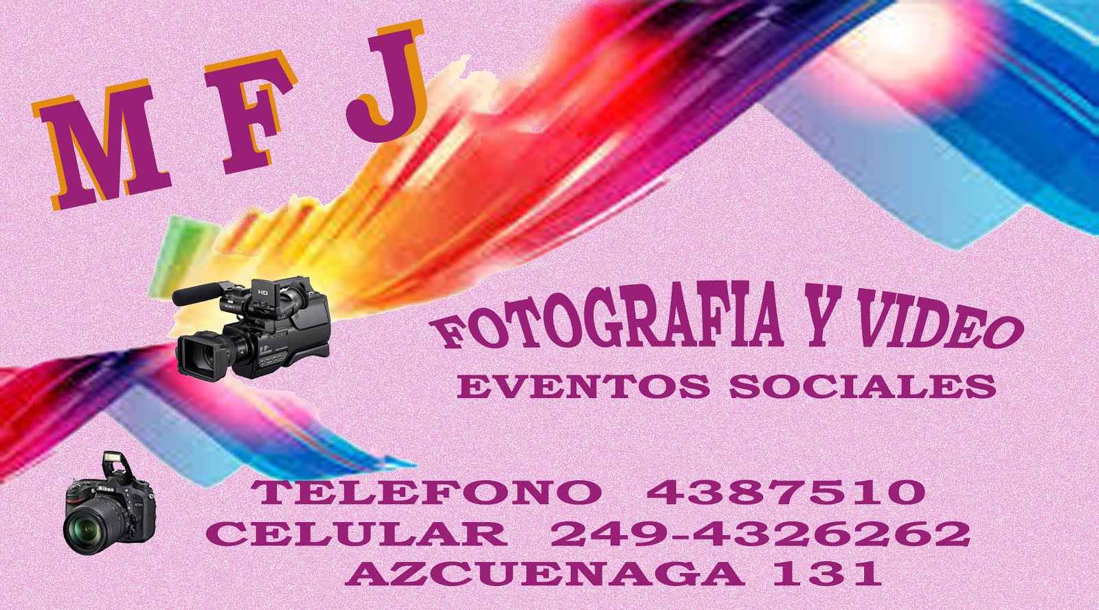 FOTOGRAFIA Y VIDEO SOCIAL