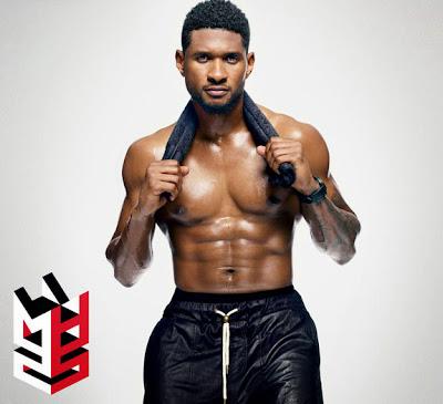 Usher Training For Role As Sugar Ray Leonard