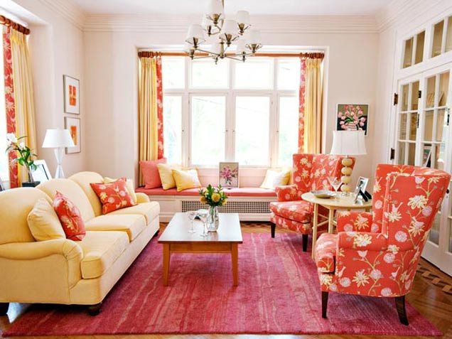Cottage Living Room Decorating Ideas 2012 Home Interiors