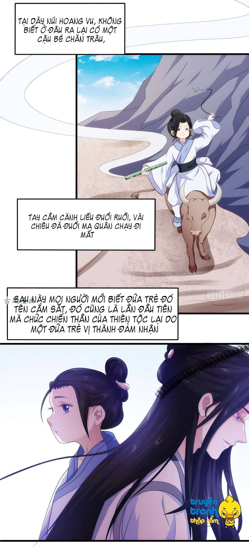 Thượng Thần Gia Đích Dưỡng Thành Du Hí Chap 11