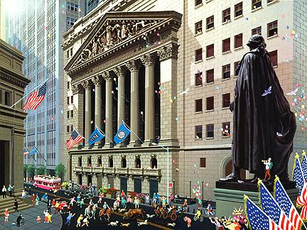Обратные выкупы акций и совет акул Уолл-Стрита, или всё массовое воровство продолжается