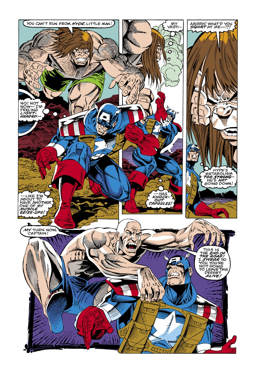 Captain America (1968) Issue #436 #386 - English 5