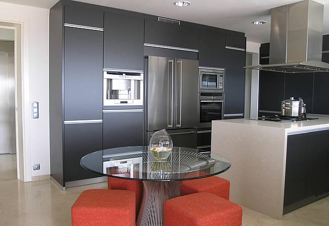 Carpinteria y decoracion lorente muebles de cocina - Muebles de cocina alemanes ...