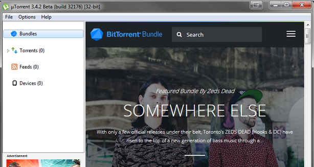 uTorrent 3.4.2 Build 32239