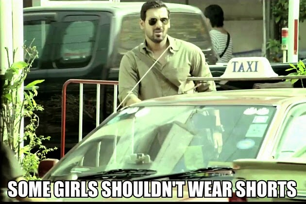 John Abraham in Madras Cafe, Bollywood Meme, Funny