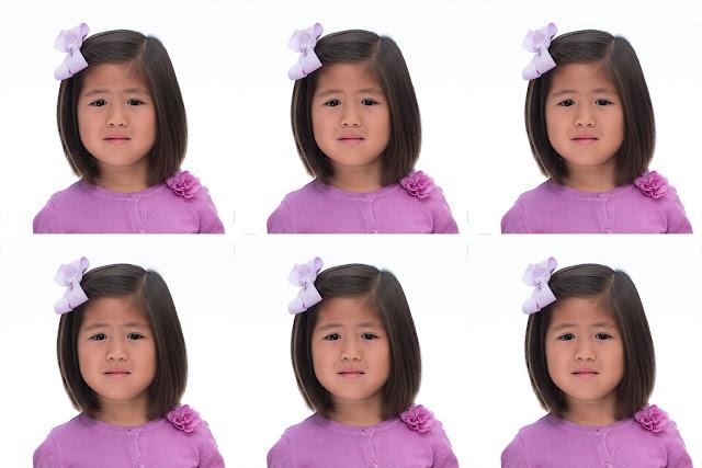 Размер фото детей на загранпаспорт