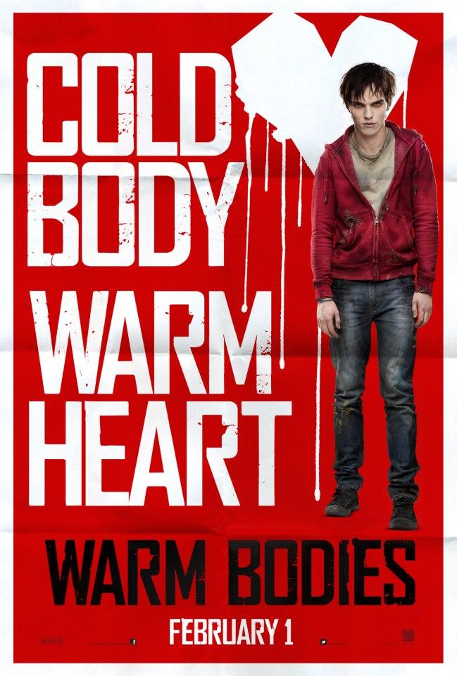Warm Bodies - Poster (2013)
