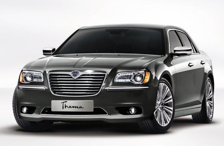 New Lancia Thema 2012