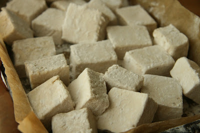 almond marshmallows
