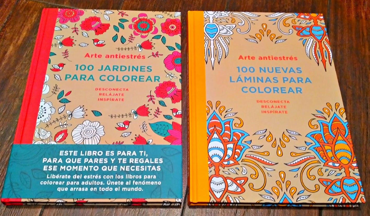 Arte antiestrés: 100 láminas para colorear   El universo de los ...