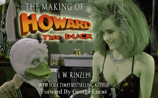 making of howard the duck