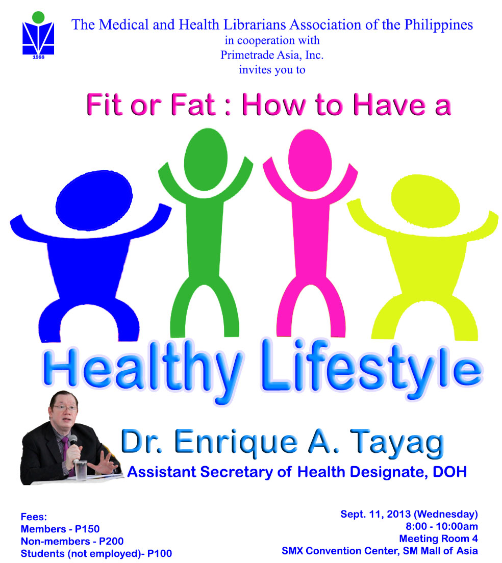 what constitutes fit and healthy lifestyle Your list of healthy lifestyle behaviors may be different from mine the most important thing to remember is that you can make a difference in your health and well-being.