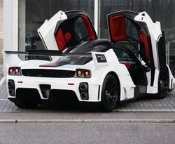 modifikasi mobil ferrari 2011  gambar ferrari Modifikasi Mobil Ferrari