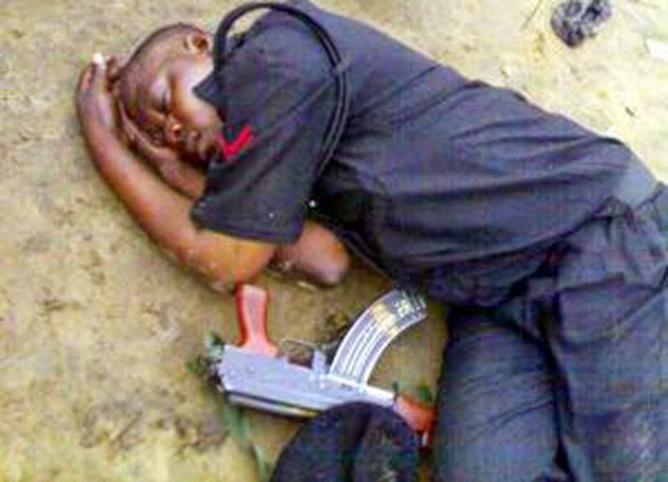 baba ibrahim police killed benue