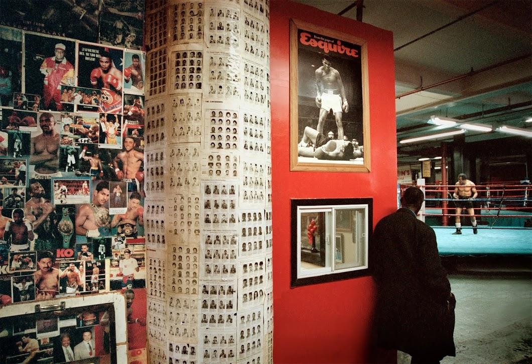 American Fight Clubs: Gleason's Gym – NYC