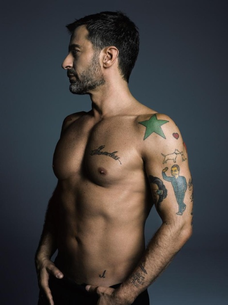 Marc Jacobs by Mark Seliger for New York Magazine