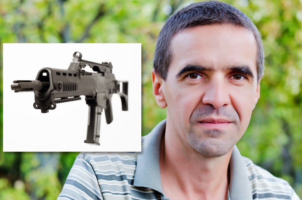 Out of shame: G36 designer tried for days to shoot himself with G36