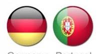 Skor Hasil Akhir Pertandingan Sepakbola Jerman vs Portugal Euro 2012