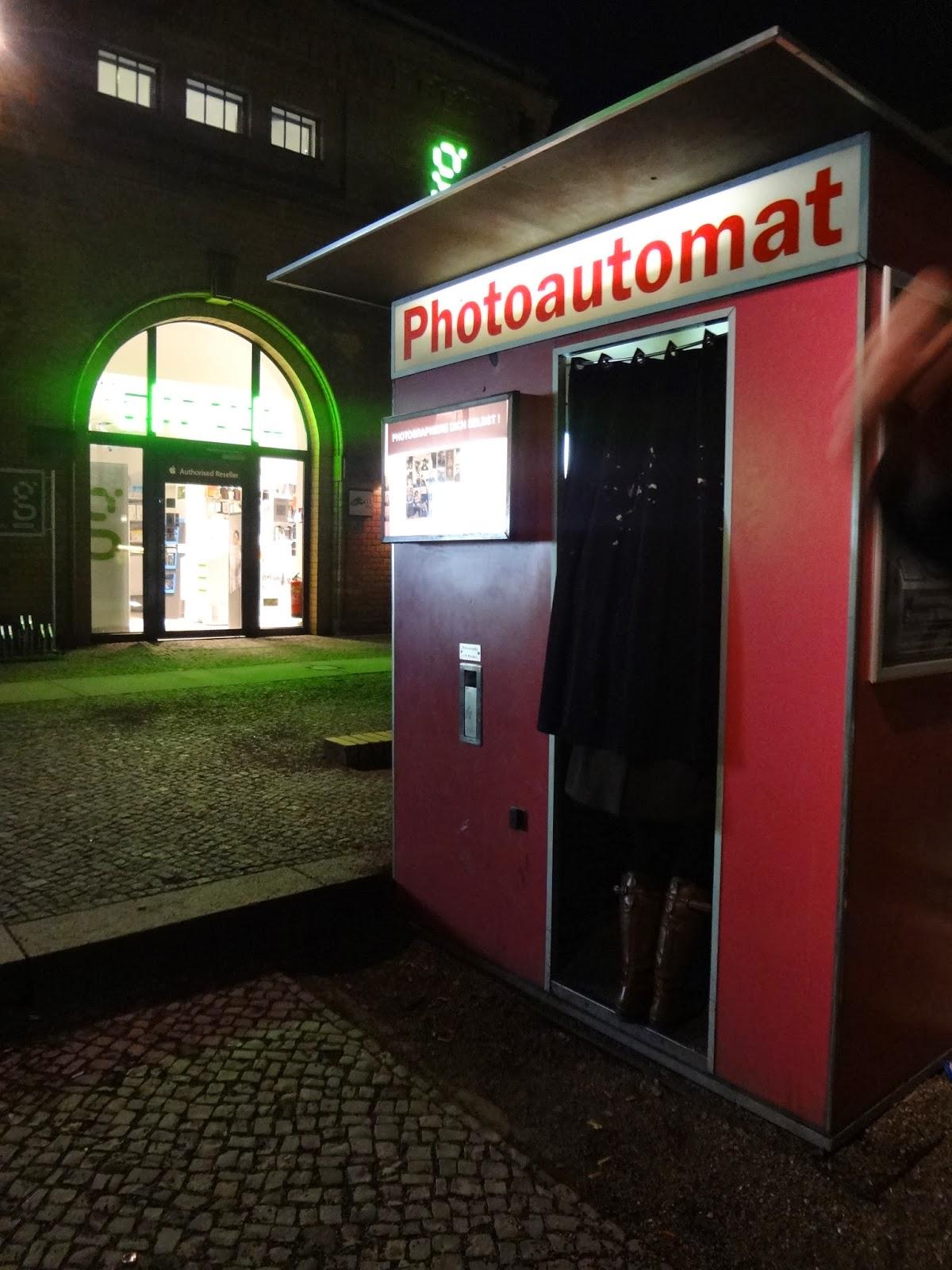 Berlin Photoautomat Kulturbraurei