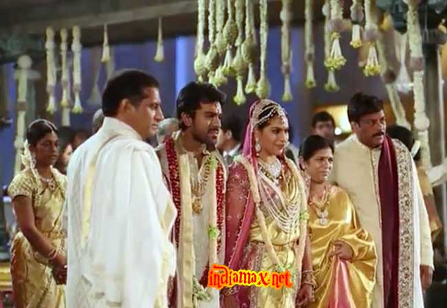 Ram Charan Teja Marriage Photos Actor Chiranjeevis Son Wedding