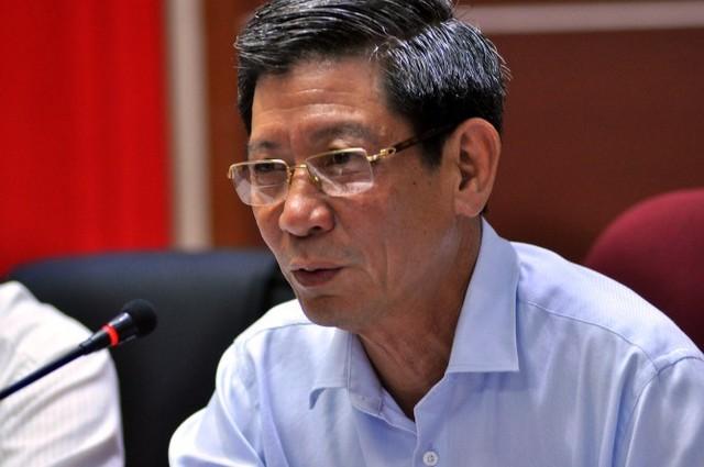 Ông Nguyễn Xuân Tân - Sở GTVT